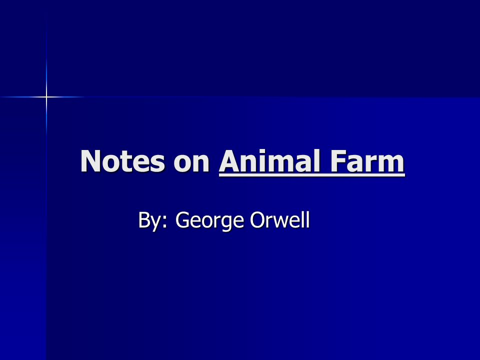 """george orwells animal farm as a social criticism Some of the best writing in animal farm is political speech writing early in the book is a centrepiece political speech by the old boar named major(orwell, animal farm 3-6) using short plain words and concepts he summarizes the life of animals: """"let us face it, our lives are miserable, laborious and short"""" and then asks rhetorically ."""