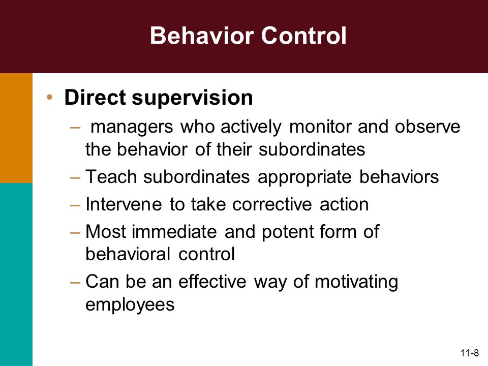 Organizational Control - ppt video online download
