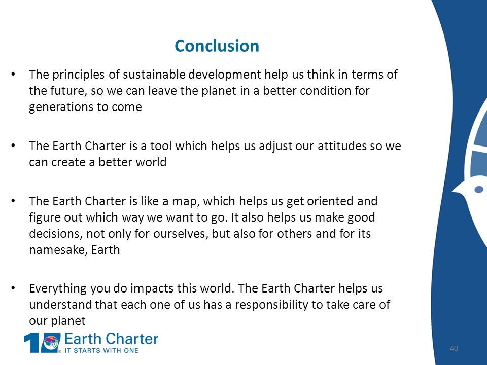 conclusion sustainable development essay Professional help with writing environmental essays writing an essay on environment would be a challenging experience environment essay writing deals.