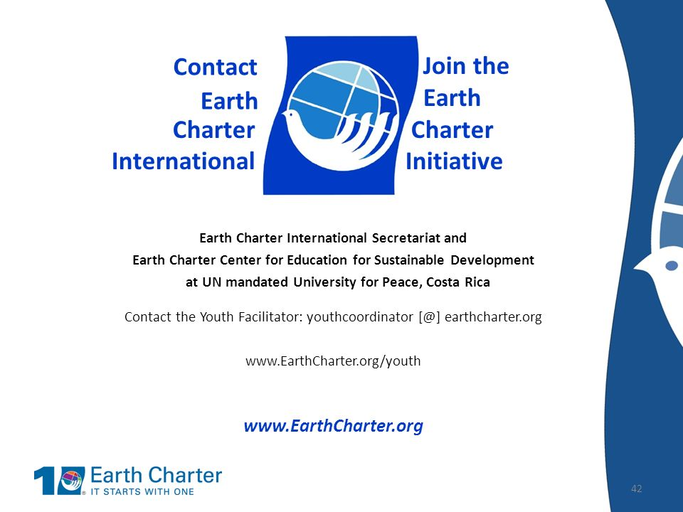 the earth charter essay Environment essay in marathi respecting teachers essay research papers on child abuse victims essay on the earth charter document, global warming is real essays.