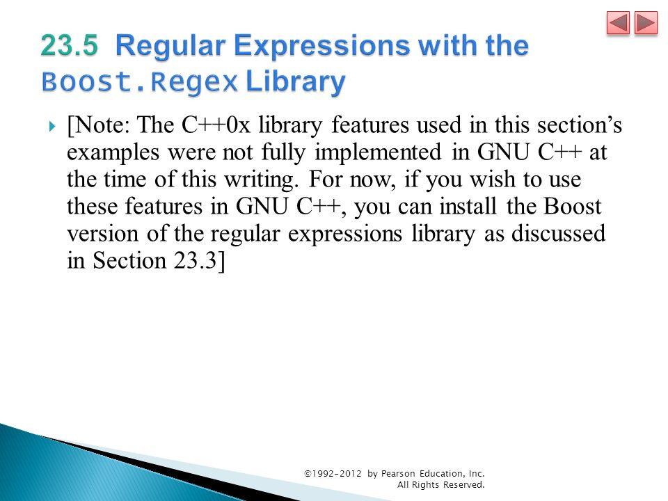 How to use regular expression c++