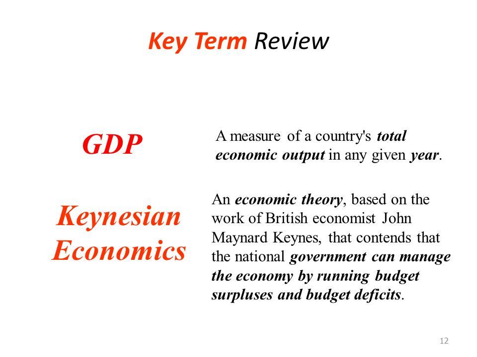 an analysis of john maynard keynes theory on economic growth 1981-2-20 the transformation of economic theory that flowed from the mind of john maynard keynes in  economic growth  keynes economic analysis.