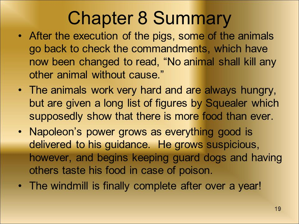 chapter 8 summary Free summary and analysis of chapter 8 in f scott fitzgerald's the great gatsby  that won't make you snore we promise.