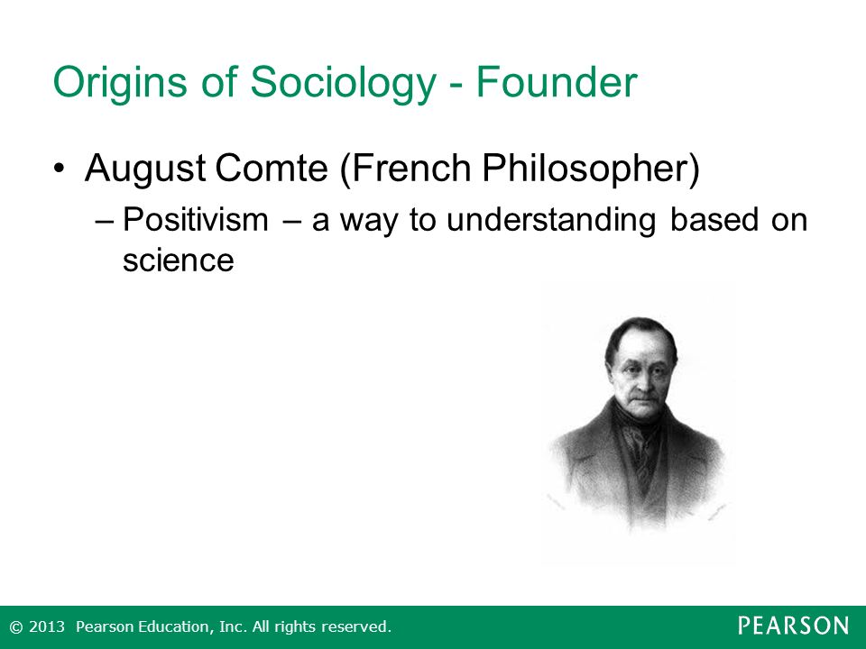 origins of sociology Origins of caribbean sociology an overview caribbean sociology is said to have entered its first and golden age during the period of the 1950's - 1970's.