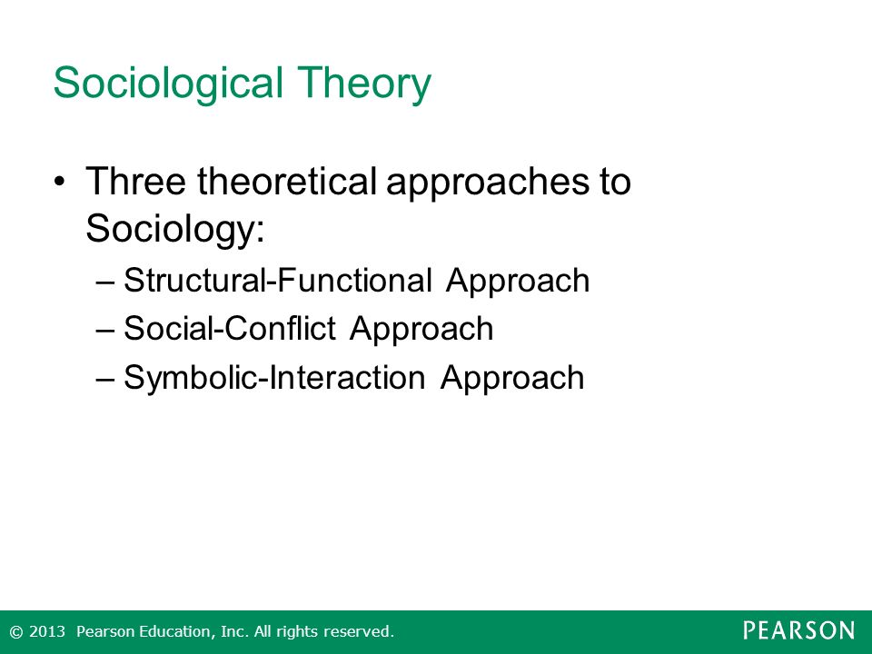 three theoretical approaches I'm doing an essay that requires me to apply a theoretical approach to what i'm doing i also need to reflect my findings to specific sociological.