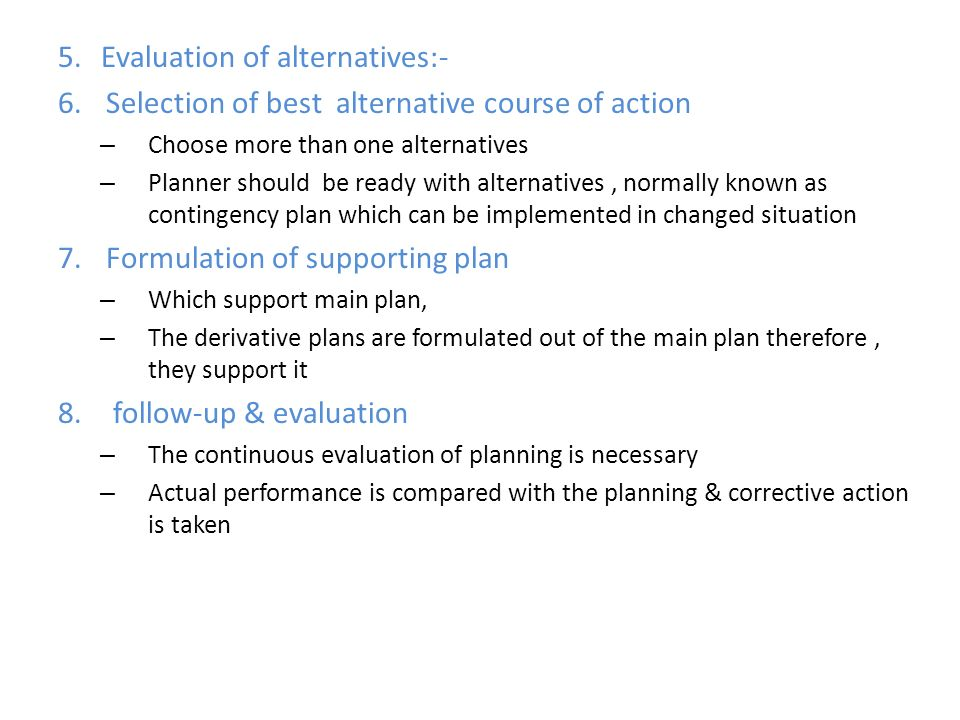 determine alternative course of action Supplement ch05 - download as pdf determine the course of action that has the highest emv for the following tree and determine which alternative will minimize.