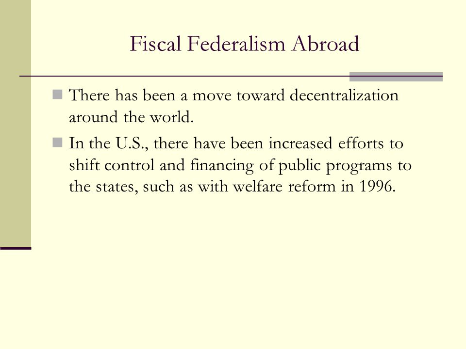fiscal federalism and growth of local Free online library: fiscal federalism, decentralization, and economic growth: a meta-analysis by economic inquiry business economics economic growth economic aspects federalism.