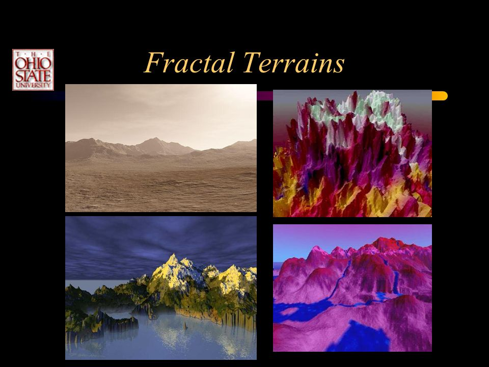 Old Guy Gaming - Fractal Terrains 3