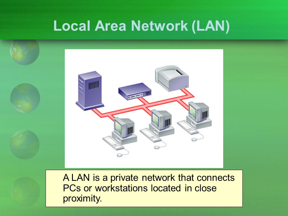 Networks and Communications. - ppt download