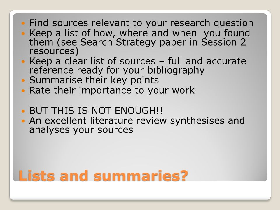 how to write literature review of research paper A literature review can be a precursor to the introduction of a research paper  what is a literature review research paper question how to write an.