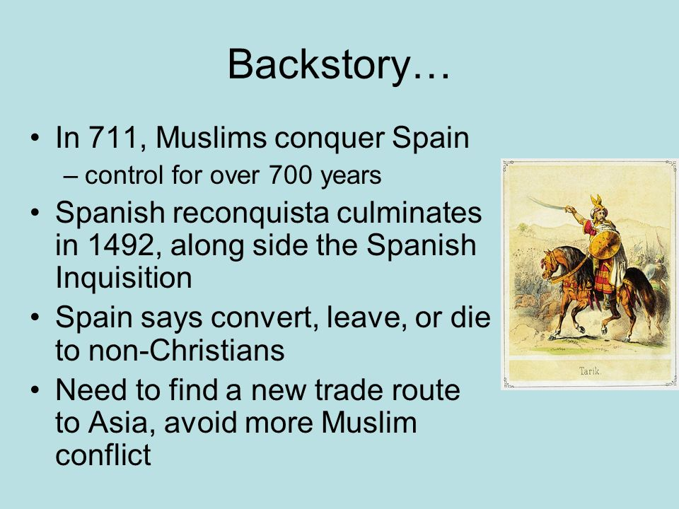 muslim spain 711 1492 essay example Educational travel lesson plans  spain toledo, spain  of the moorish conquest in the 7th century to the collapse of the last muslim stronghold in 1492 .