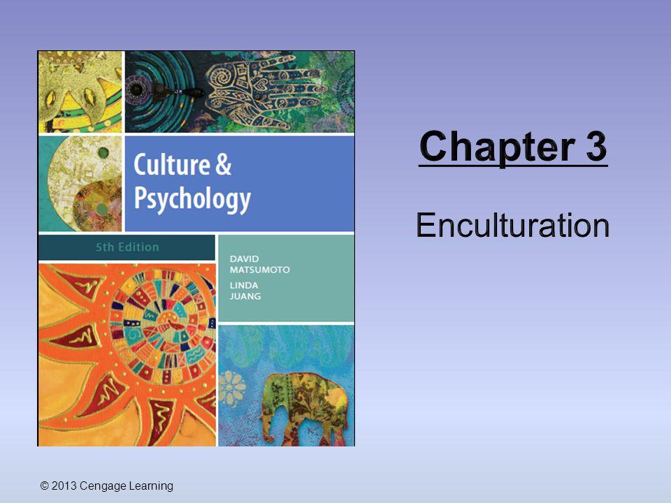 gender enculturation