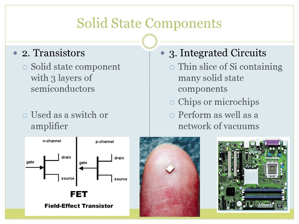 Solid State Components