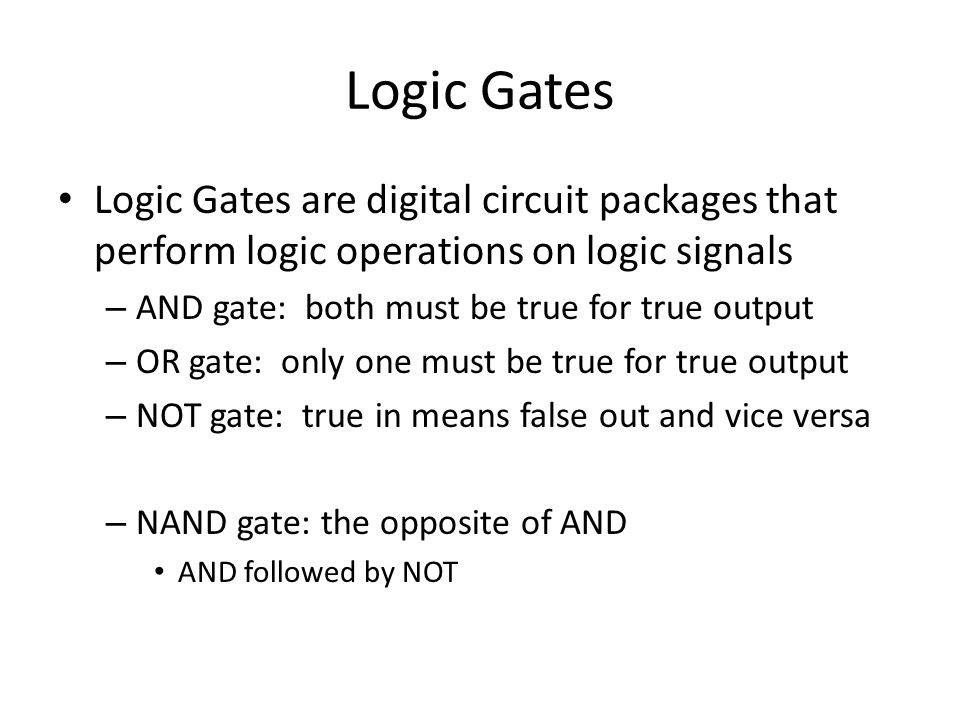 Unusual Online Logic Gate Simulator Ideas - Electrical and Wiring ...