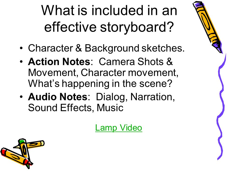 Storyboards Answer Storyboard Ppt Questions During The Slideshow