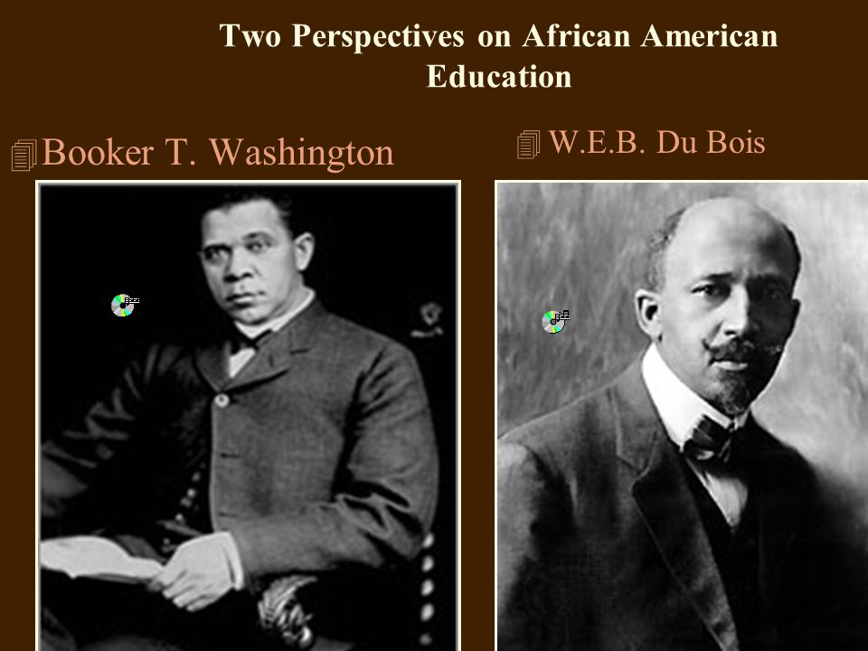 Booker T. Washington Biography