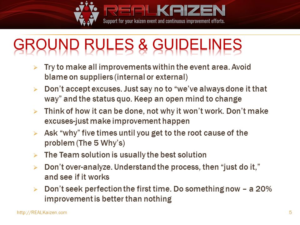 team ground rules and guidelines Som culture of leadership: meeting optimization program, 2015  examples of widely used ground rules ground rules should be developed and adapted for every unique context appropriate ground rules may depend partially on age, region, social class, and other contextual  sample team norms or guidelines  1 treat each other with dignity and.