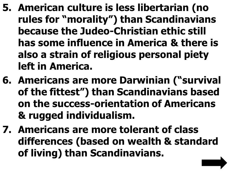 25 American Culture