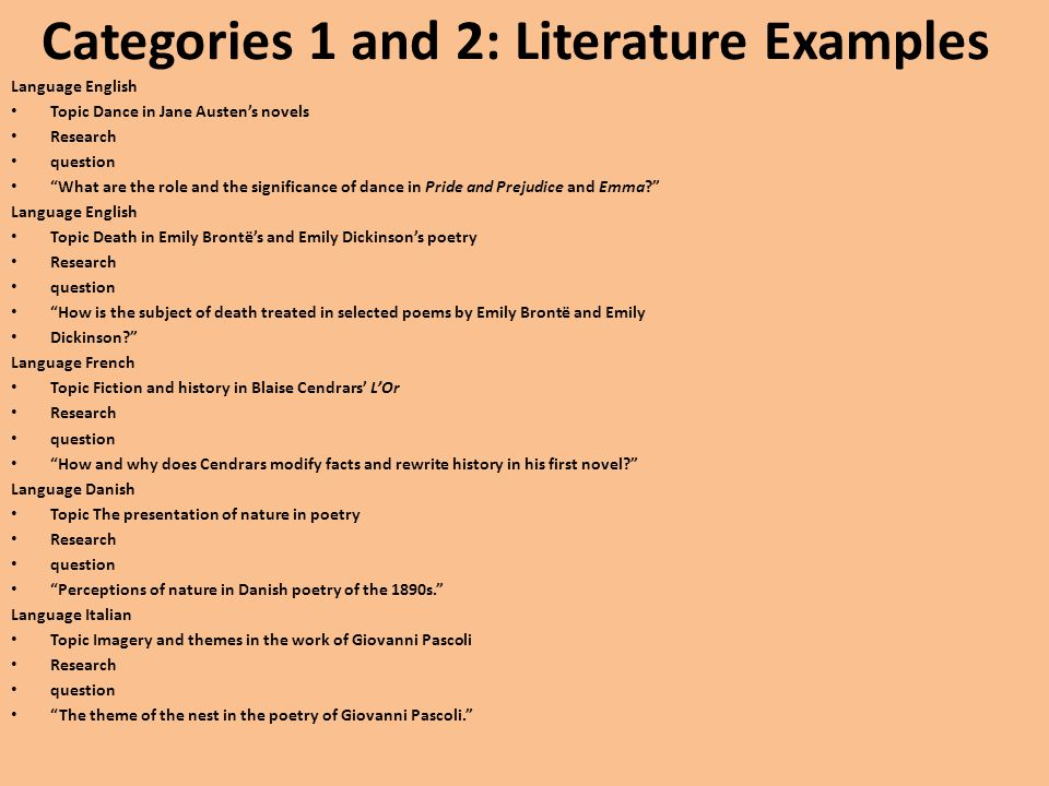 the research proposal ppt video online 10 categories