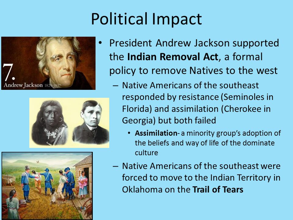 how andrew jackson s economic policies hindered Asses any one of the major economic policies of the presidential administration of andrew jackson to what extent did andrew jackson's economic policies hinder the growth of american industry answer questions.