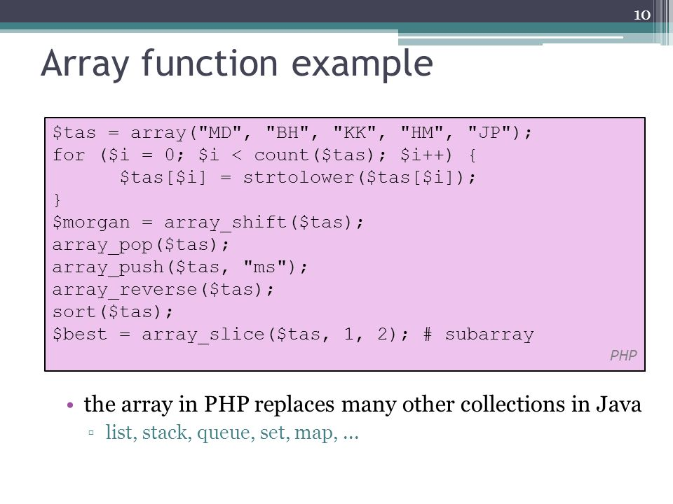 php how to use sort without a function