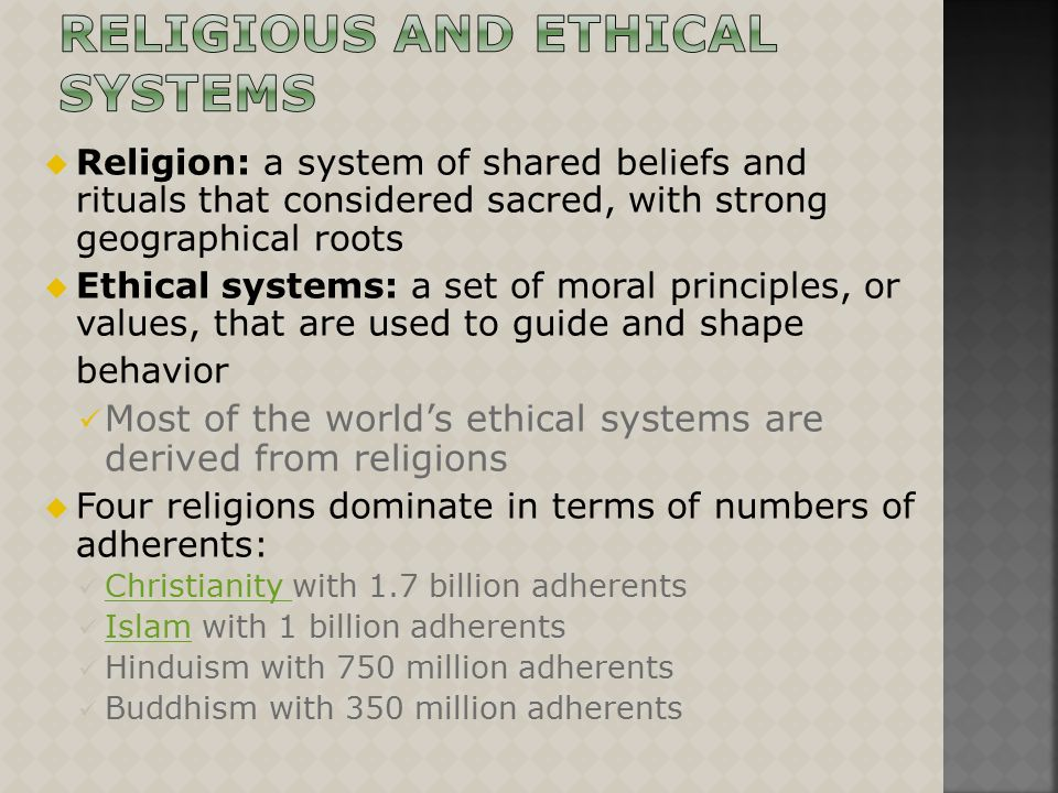 ethical systems are exclusive Start studying 8 main ethical systems learn vocabulary, terms, and more with flashcards, games, and other study tools.