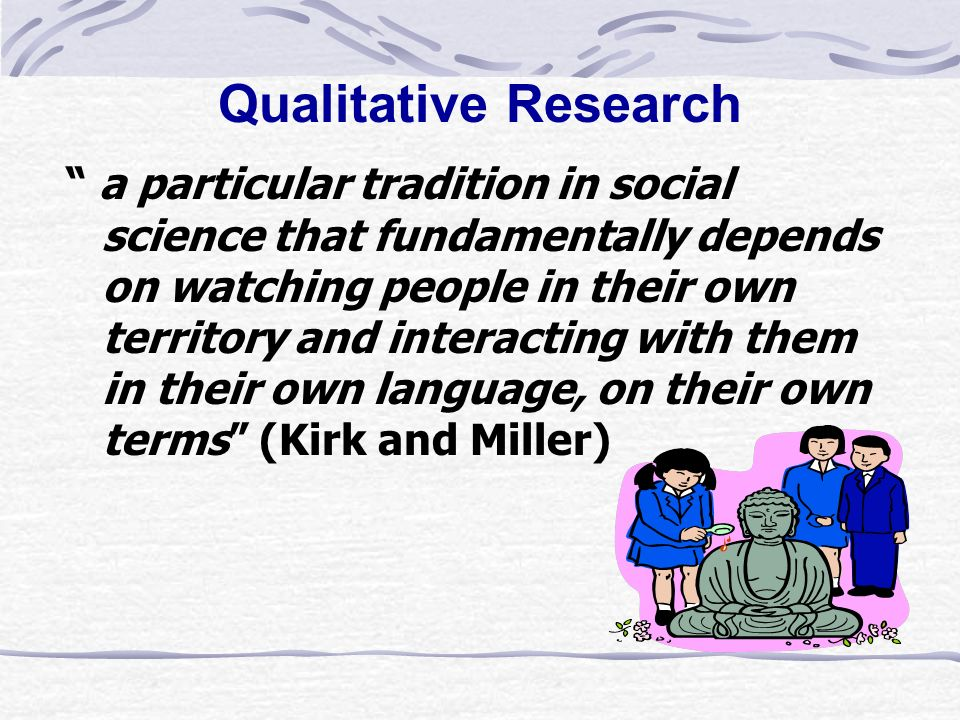 reliability and validity in qualitative research pdf kirk