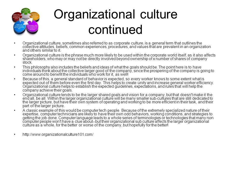 Impact of Globalization on Organizational Culture, Behaviour and Gender Role