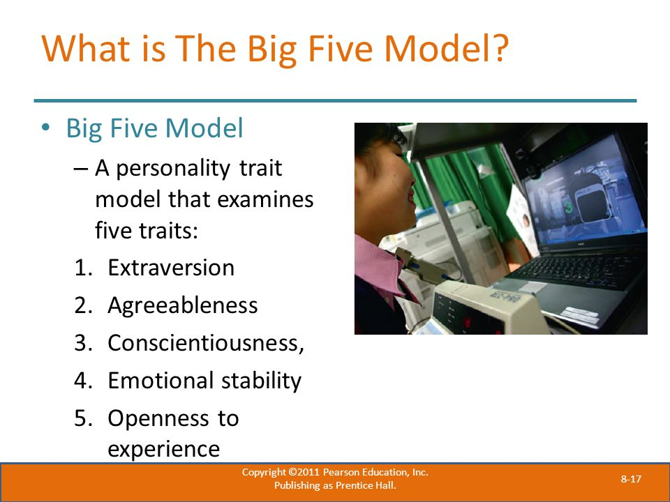 What is The Big Five Model