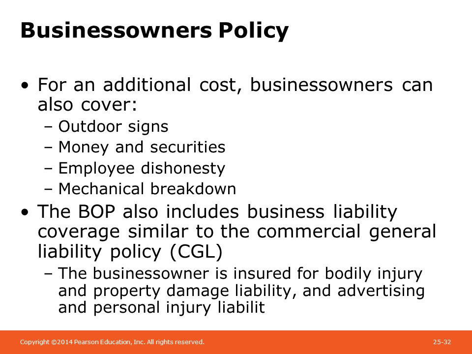 Commercial Property Policy : Chapter commercial property insurance ppt video
