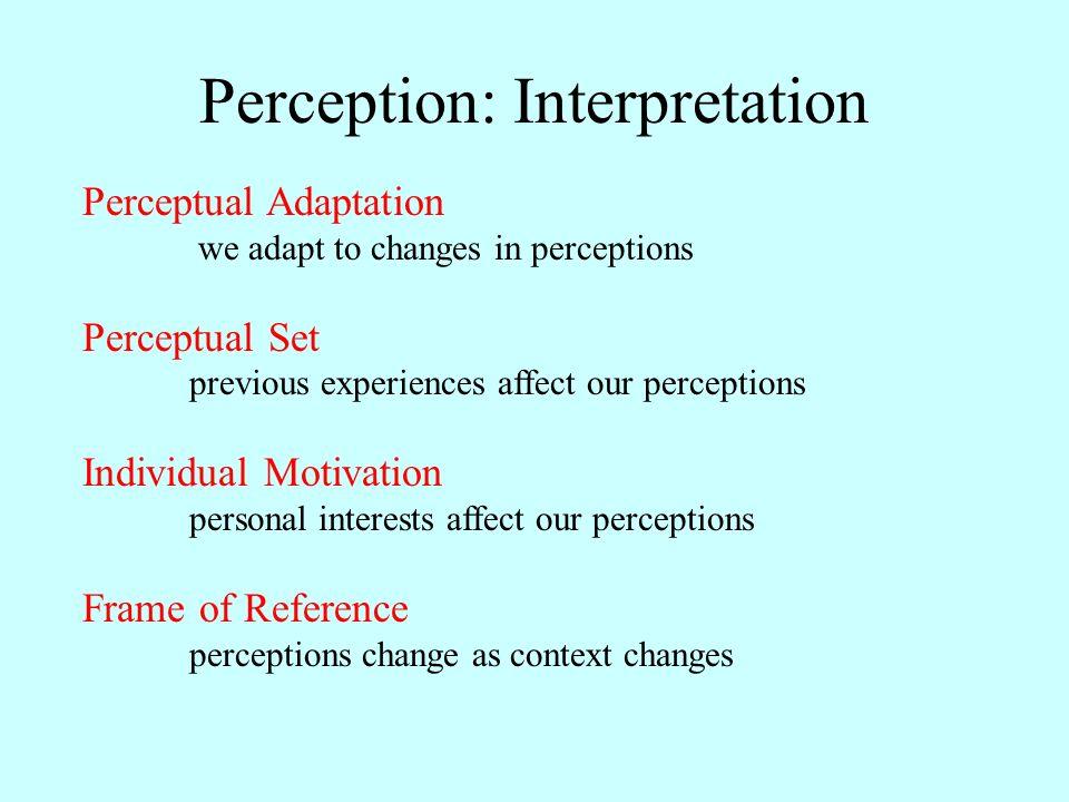 perception illusion a false representation of the