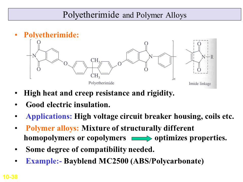 Chapter 10 Polymeric Materials Ppt Video Online Download