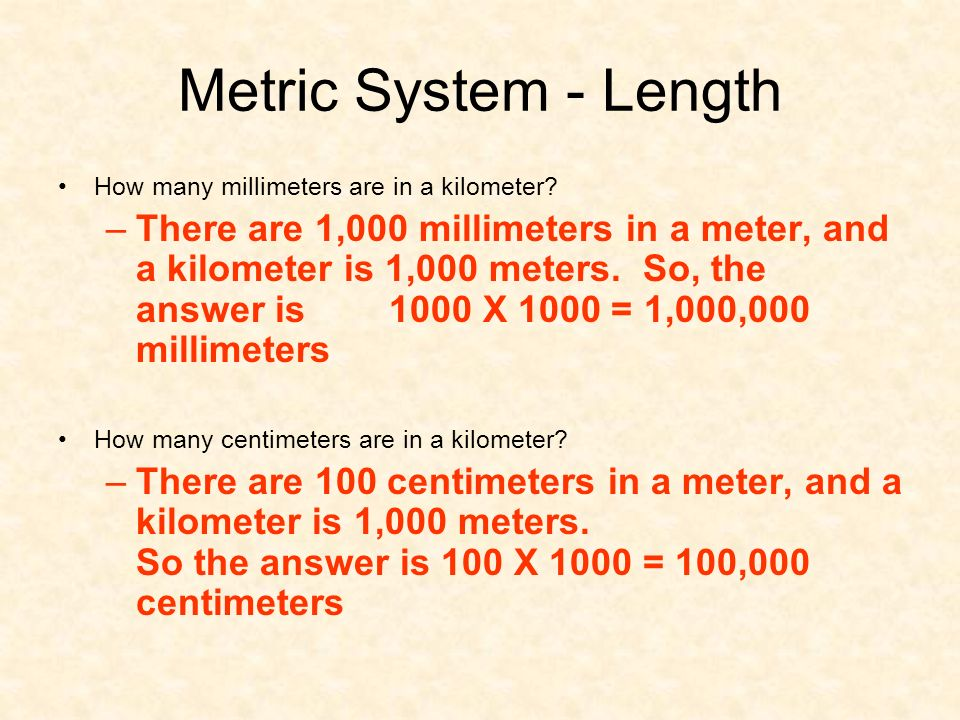 measurement and estimation length distance ppt download