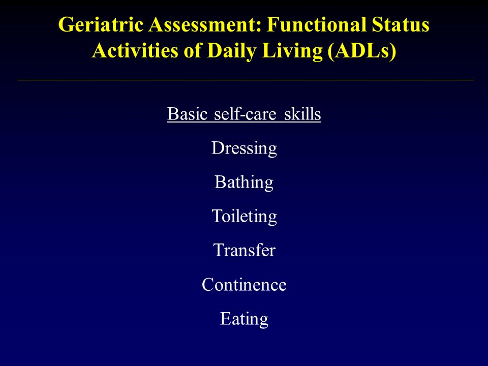 activities of daily living care plan Activities of daily living (adls) activities of daily living mean those personal  functional activities identified below that are required for continued well-being  and.