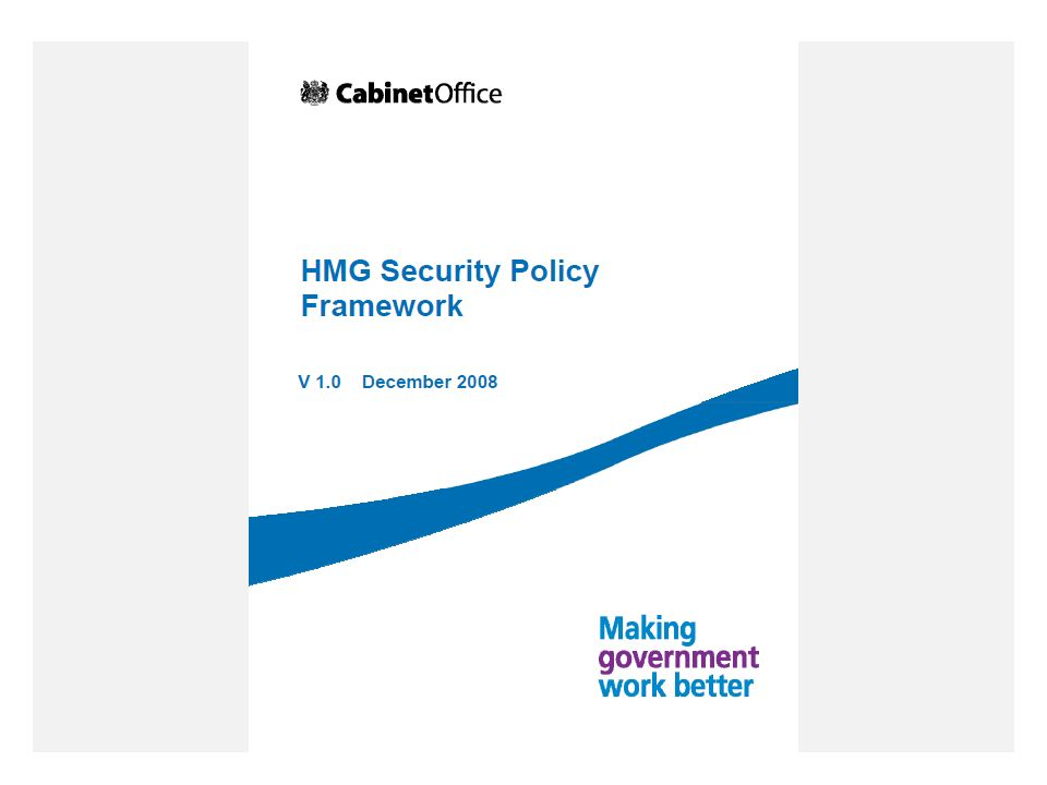 protective security policy framework pdf