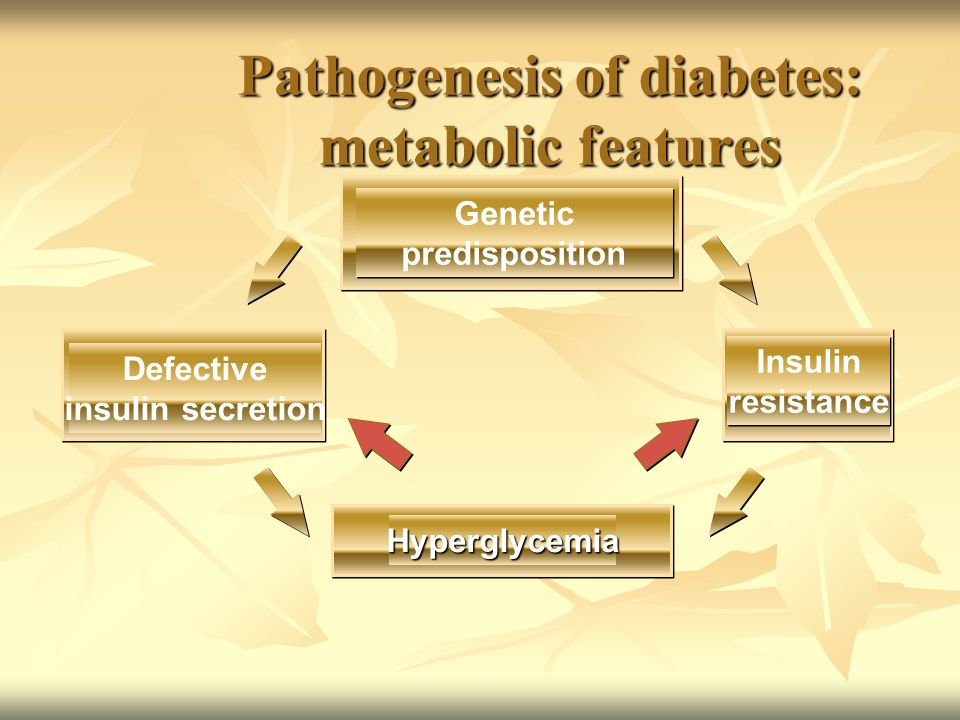 pathogenesis of diabetes mellitus pdf