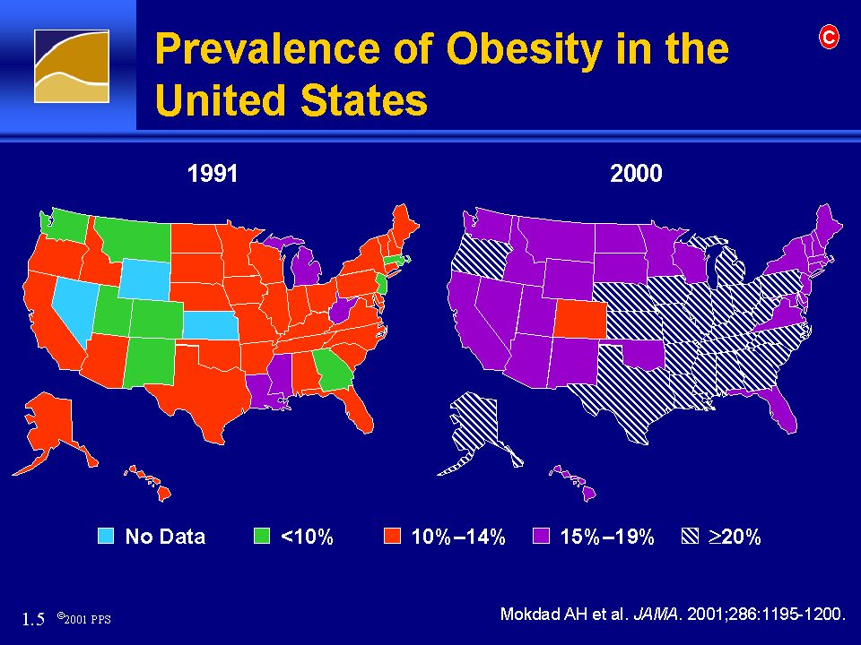 obesity in the united states prevalence Us-born mexican americans are more likely to be obese than first-generation  mexican immigrants to the united states.