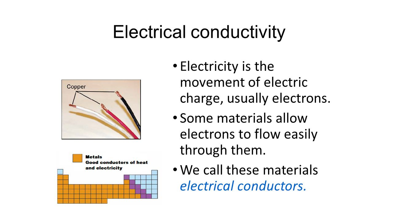 electrical conductivity Check out studypug's tips & tricks on electrical conductivity for chemistry.