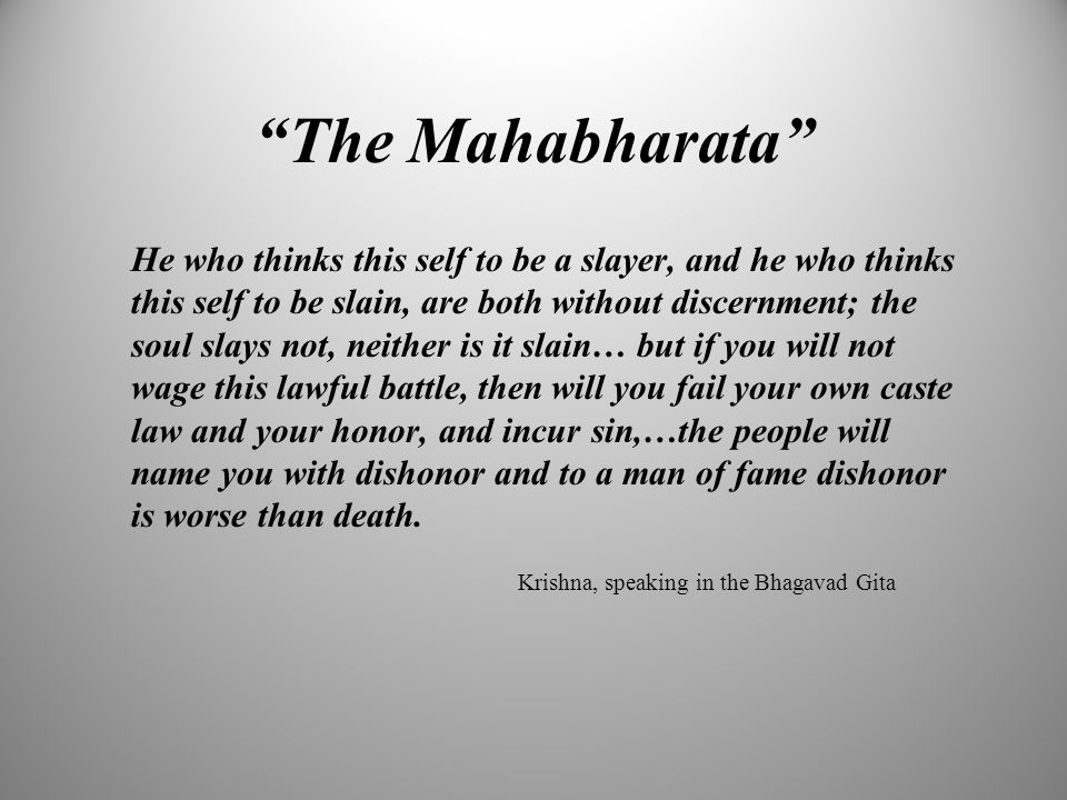 the mahabharata a brahminical struggle for Posts about caste in mahabharata written by sreenivasaraos  technically,  adhiratha's mother should be a brahmin/rishi's daughter, while his father would  be a kshatriya warrior king/ prince,  beguil'd with bribe of crown to battle in  cause.