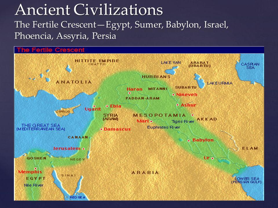 ancient river valley civilization egypt