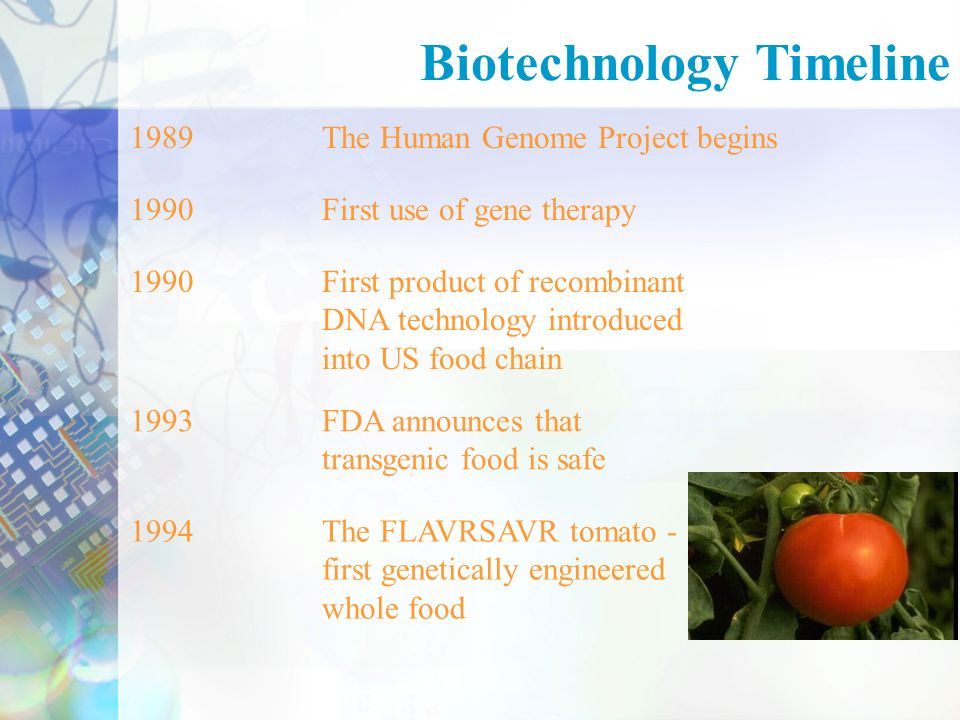 overview 1  what is biotechnology  2  how is biotechnology