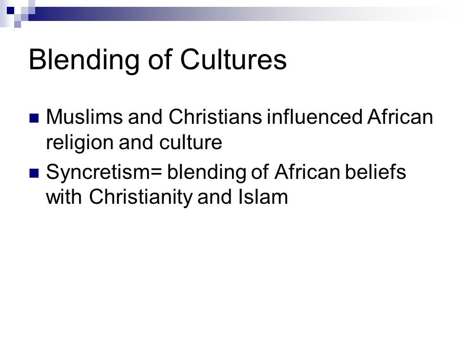christianity and african culture pdf