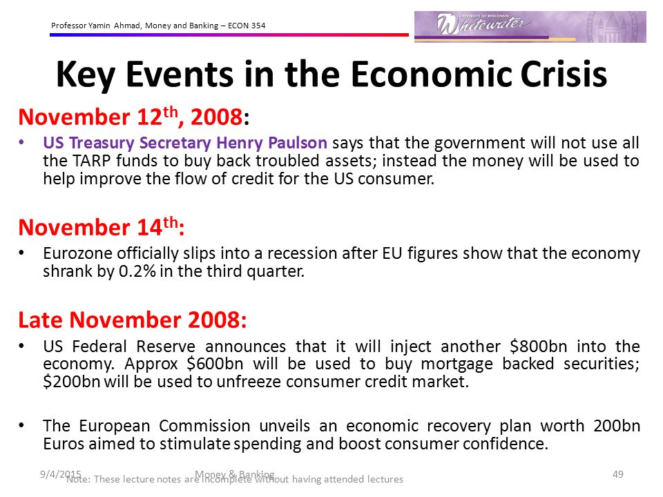 the 2008 financial crisis and the federal reserve The financial crisis of 2007–2008, also known as the global financial crisis and the 2008 financial crisis, is considered by many economists to have been the worst financial crisis since the great depression of the 1930s.