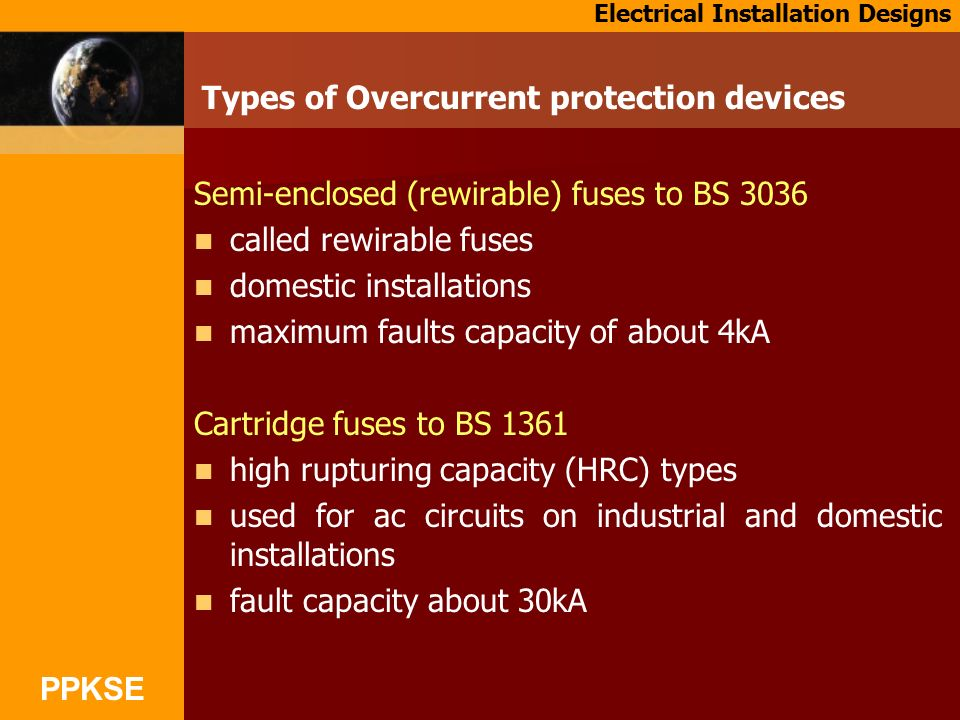 Maximum Overcurrent Protection Device Related Keywords & Suggestions