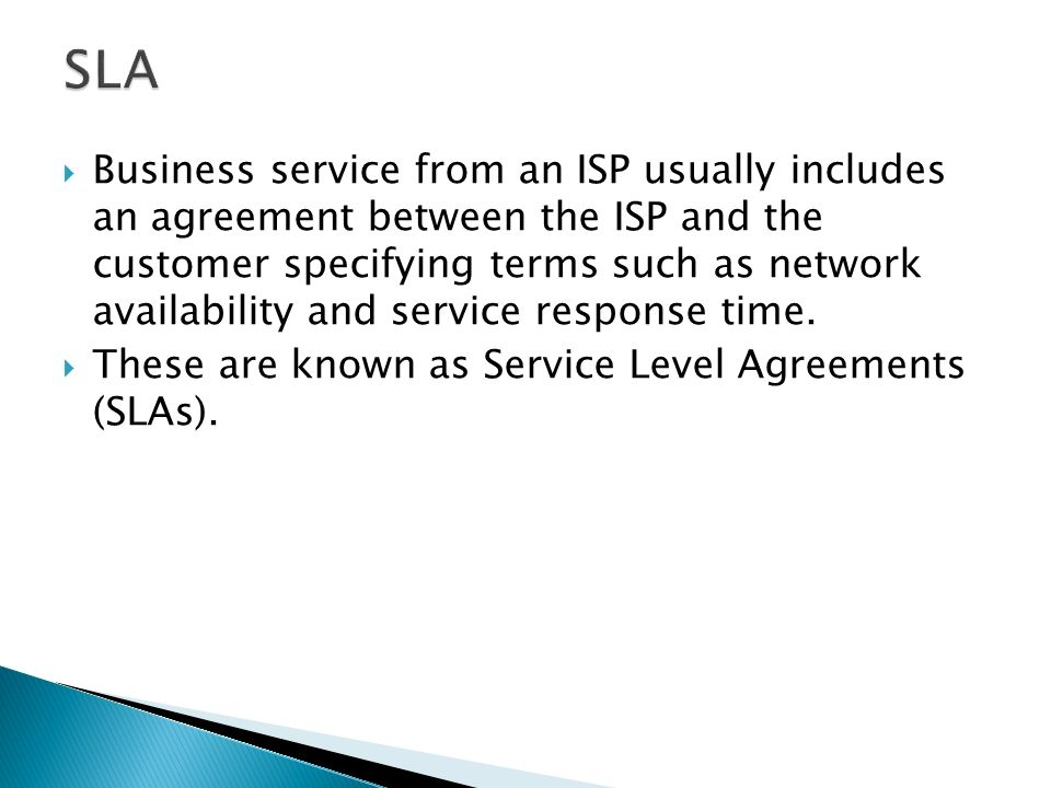Connecting to the internet through an isp ppt download sla platinumwayz