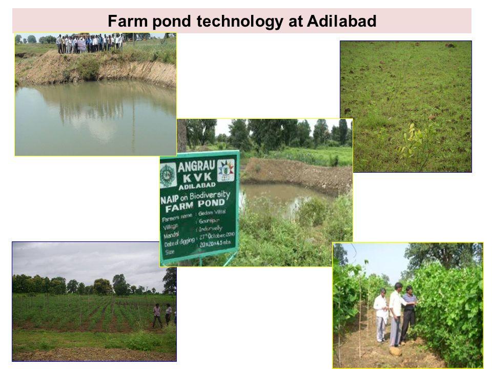 Lead consortium consortium partners ppt video online for Design of farm pond ppt
