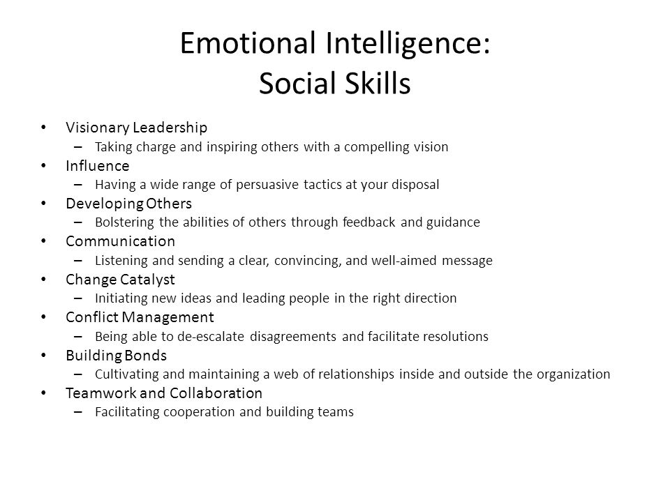 The importance of emotional intelligence in business