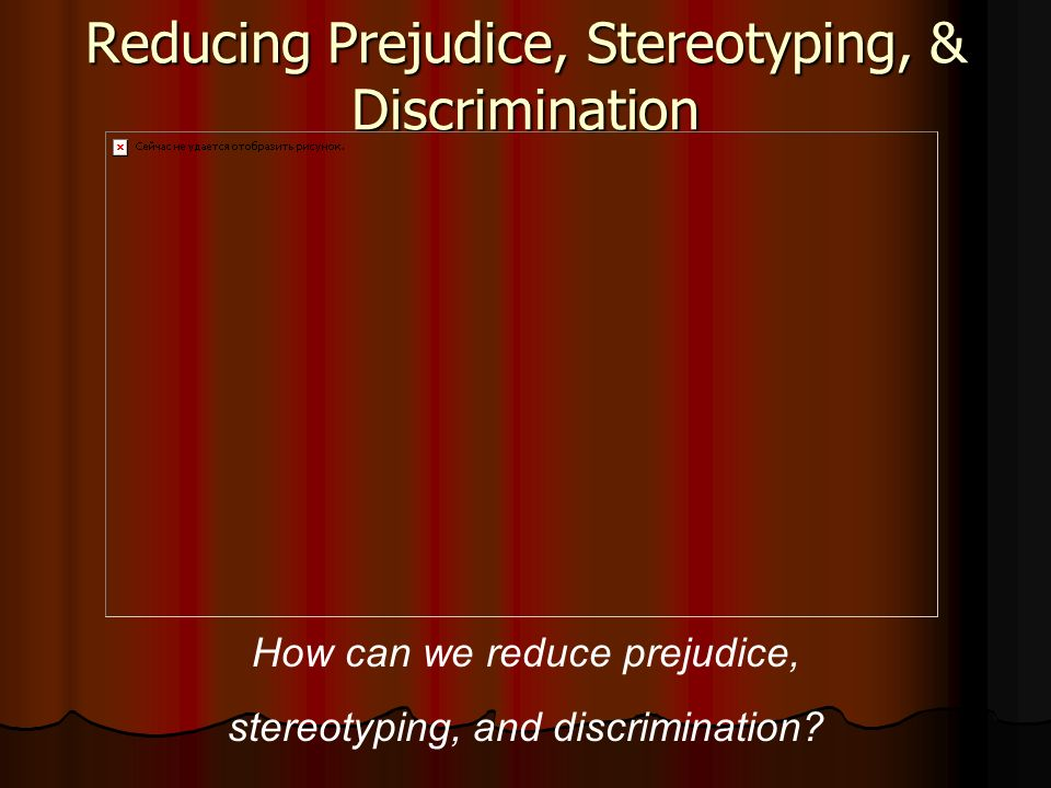 what can be done to prevent prejudice from occurring Racism can also be said to  of the west that can be described as racist to prevent misunderstanding a  about racism in china and racial prejudice.