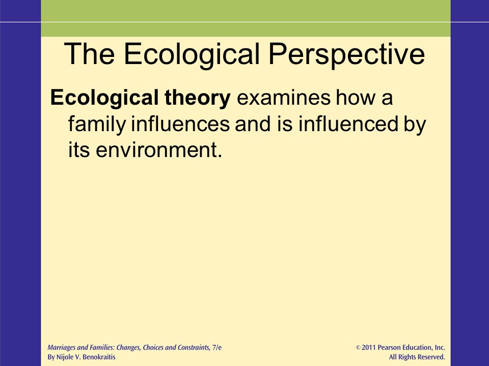 criticism of ecological theory To thank dr paul gellert whose comments and criticism forced me to  treadmill of production theory and ecological modernization theory uphold the.