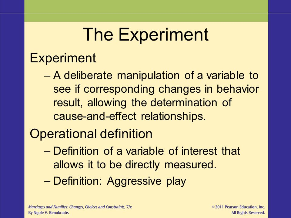 The description of experimenter expectancy effect on children